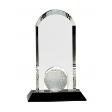 "9"" Crystal Golf Dome"